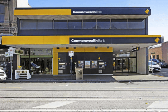 Commonwealth Bank Branch, 209 - 211 Smith St, Fitzroy