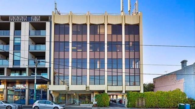 Office Building, 852 - 858 Glenferrie Road, Hawthorn