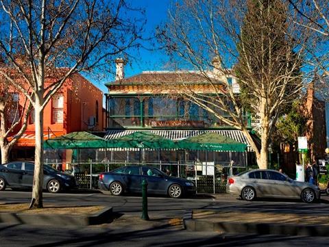 Restaurant, 252 Lygon St, Carlton